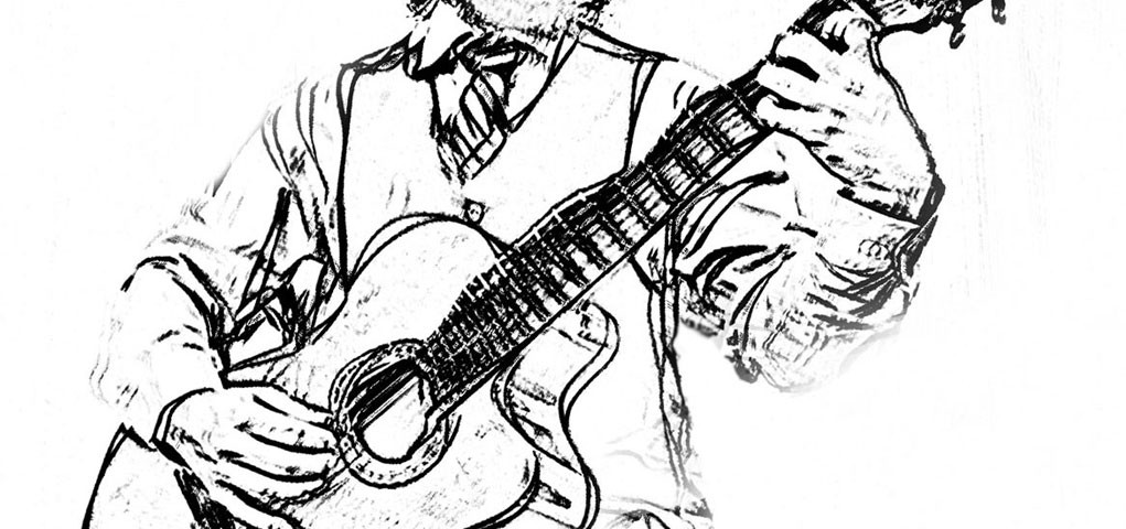 prelude from bach suite no 1 on classical guitar mp3 image